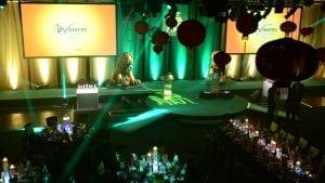 Awards night PA hire