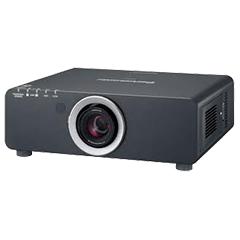 Panasonic-8K-projector hire