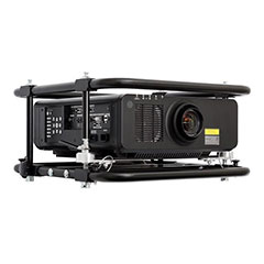 laser HD projector hire
