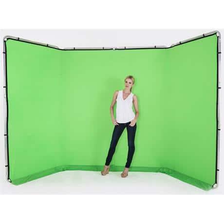 hire a green screen