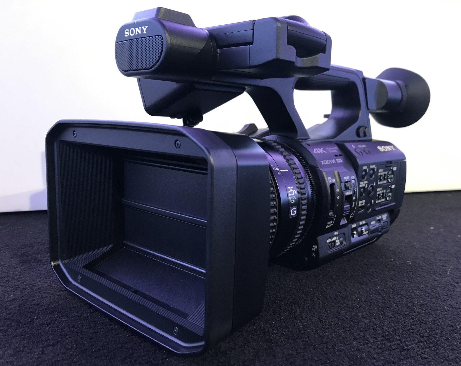 4K camera hire