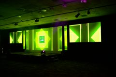 Wide Screen/Projection Mapping